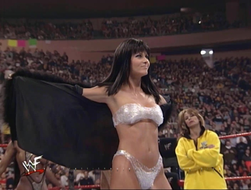 Top 10 Times WWE Divas Got Exposed On National TV 1